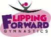 Flipping Forward Gymnastics